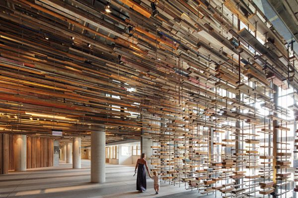 HOTEL HOTEL FROM AUSTRALIA TAKES THE TITLE OF WORLD INTERIOR OF THE YEAR