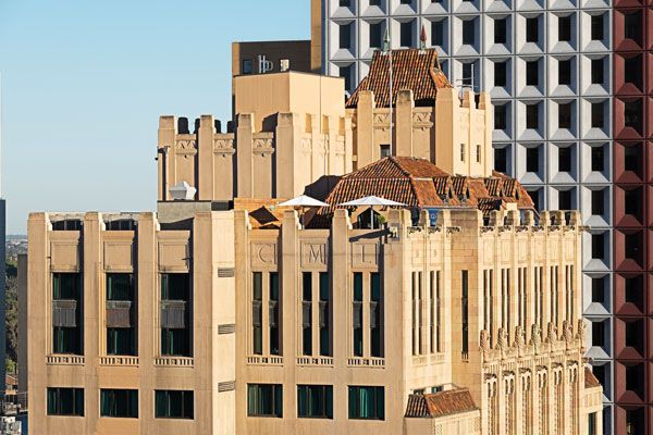 A hotel that charms for Interior architecture adelaide