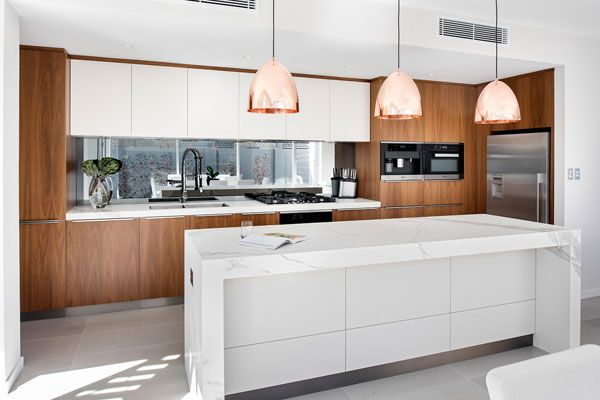 Neolith: Made for Kitchens and Bathrooms