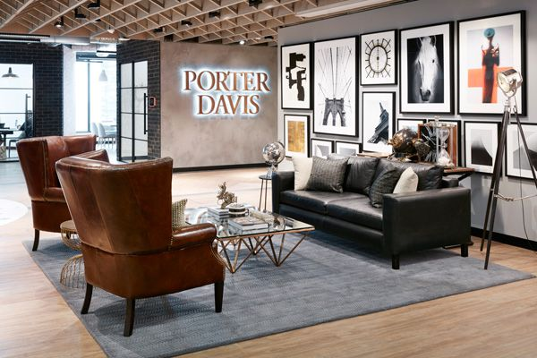 Davies Office Furniture Design porter davis' new state of the art docklands office | architecture