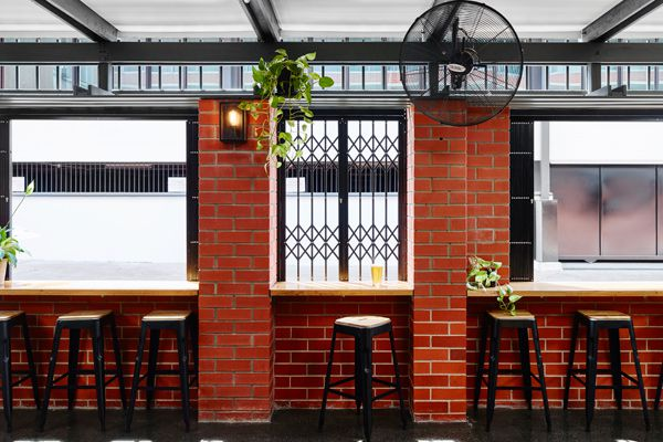The Saccharomyces Beer Cafe Touches Down in South Brisbane