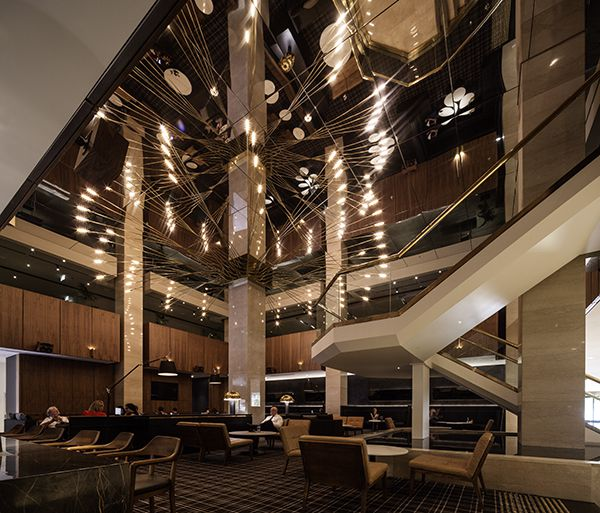 Landini Hilton | Indesign Live