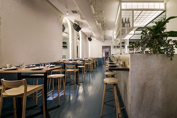 Bar Brose Luchetti Krelle | Indesign Live