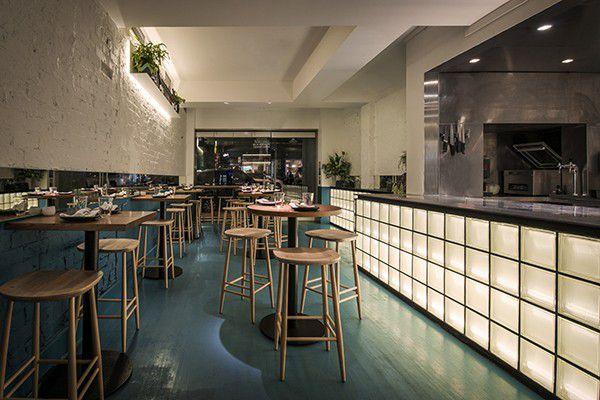 Bar Brosé by Luchetti Krelle