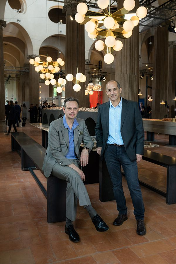 Milan Minute: Caesarstone CEO, Yos Shiran