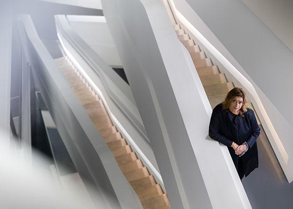 Zaha Hadid | Indesign Live
