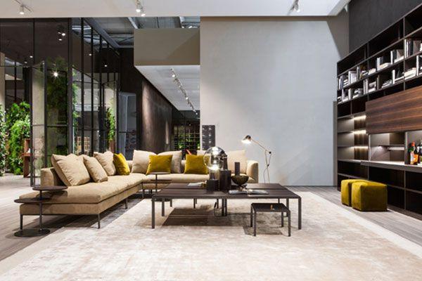 Molteni c named vincent van duysen creative director for Molteni furniture