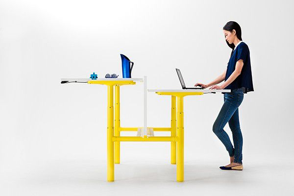 Zenith Orbis Height Adjustable Desk | Indesign Live