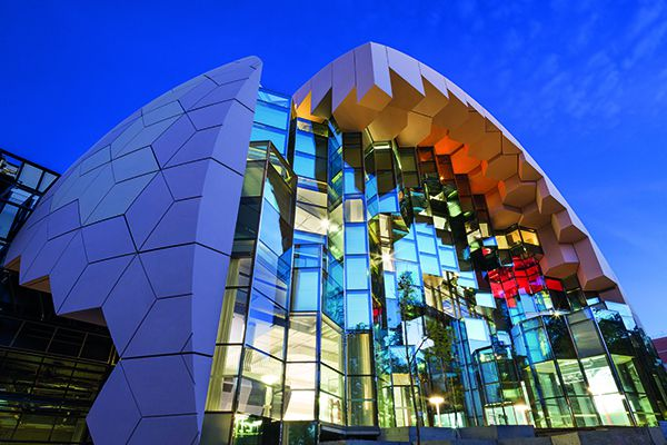Geelong Library | Indesign Live