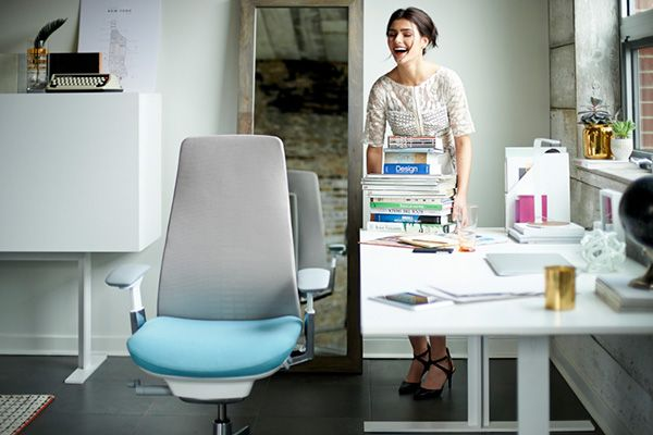 Haworth's Fern Task Chair   Indesign Live