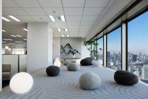 Liveable Office Award Japan | Indesign Live