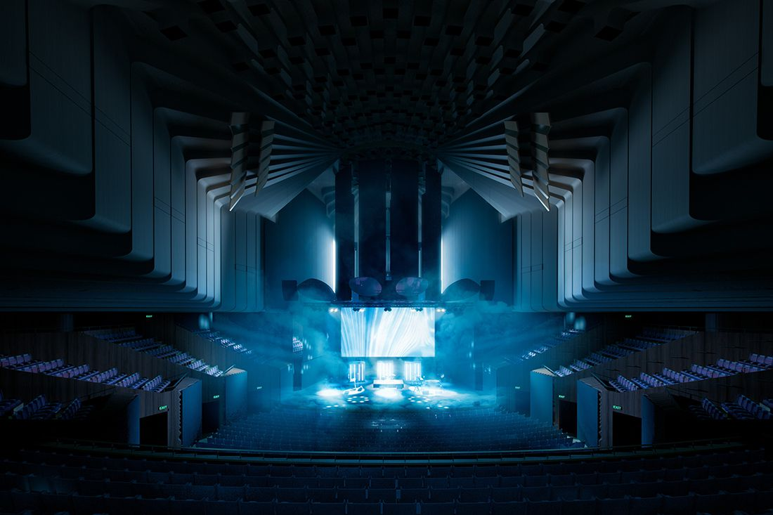 State Of The Art Sydney Opera House Renewal