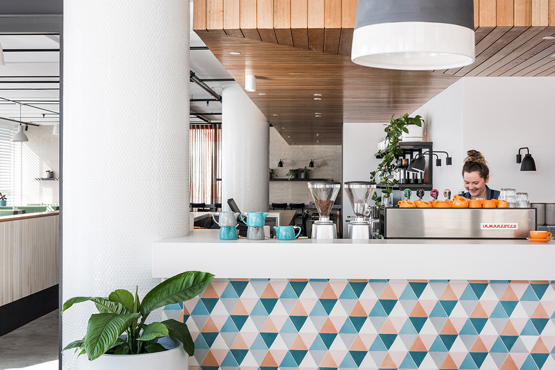 Aloft Hotel Perth by Design Theory