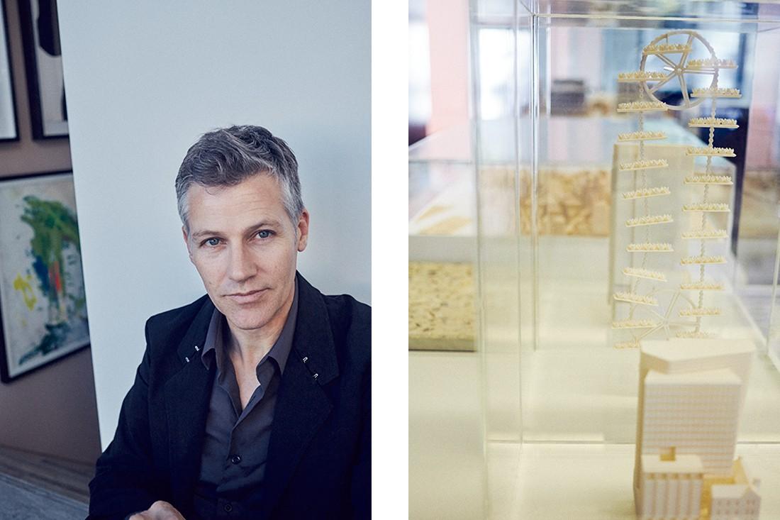 William Smart of Smart Design Studio
