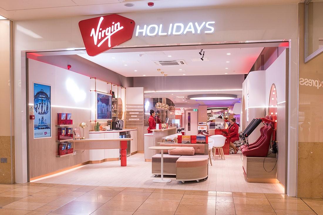 Virgin Holidays v-room Cardiff