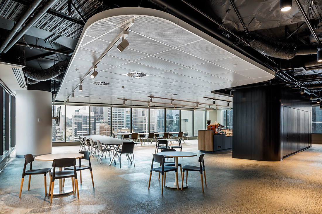 A new home for one of Australia's biggest builders: Built HQ