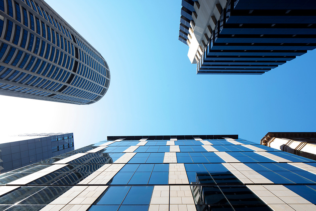 Architectus' boutique new build in Sydney's CBD