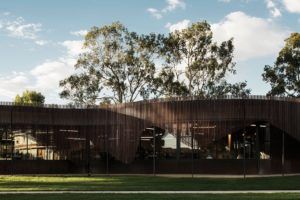 Cobram Library by CohenLeigh Architects.