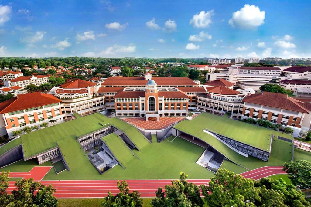 Nanyang Girls' High School