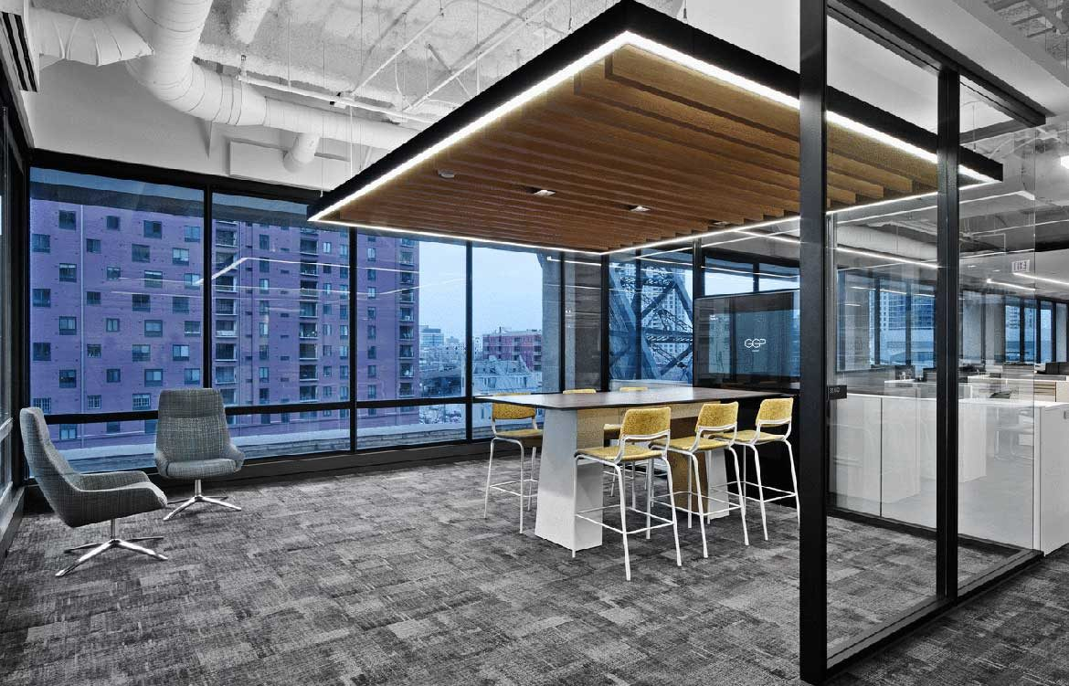 Grey Timber Ceiling Dissident