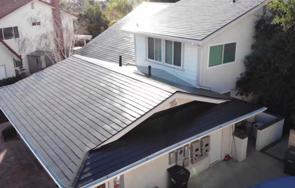 Tesla Solar Roof Cost Installation Solar Roof Tile Availability