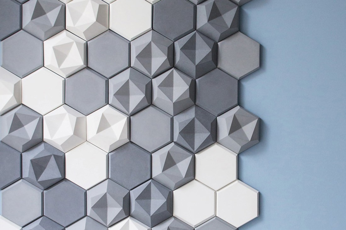 Academy Tiles and KAZA concrete team up: 3D tiles dreams | Indesignlive