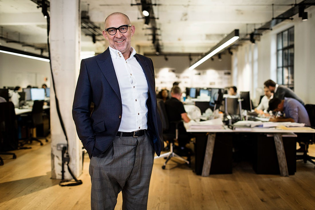 Life under Lockdown: Nik Karalis, CEO, Woods Bagot