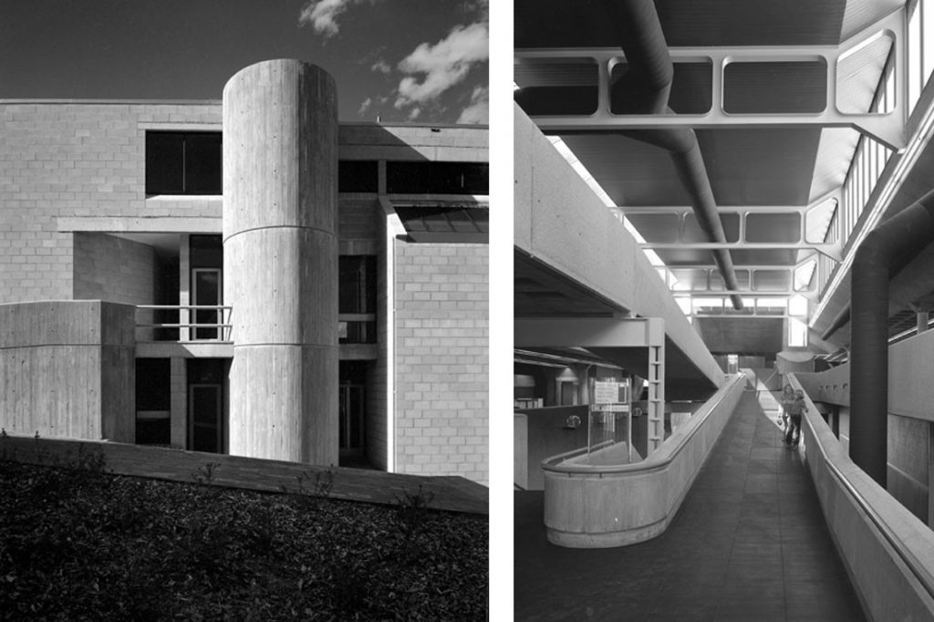 Warringah Shire Council House by EMB&T, 1967.