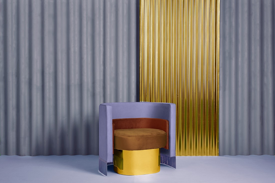 Mambo chair by Masquespacio for Houtique.