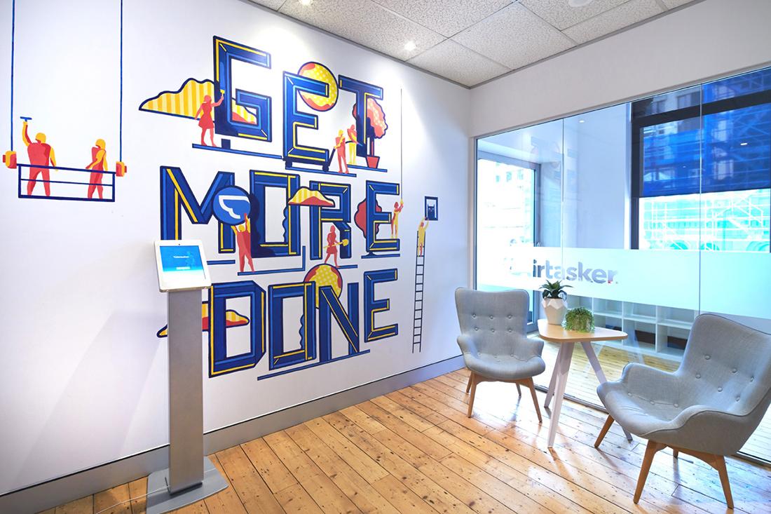 Airtasker Sydney by Siren Design   Indesignlive