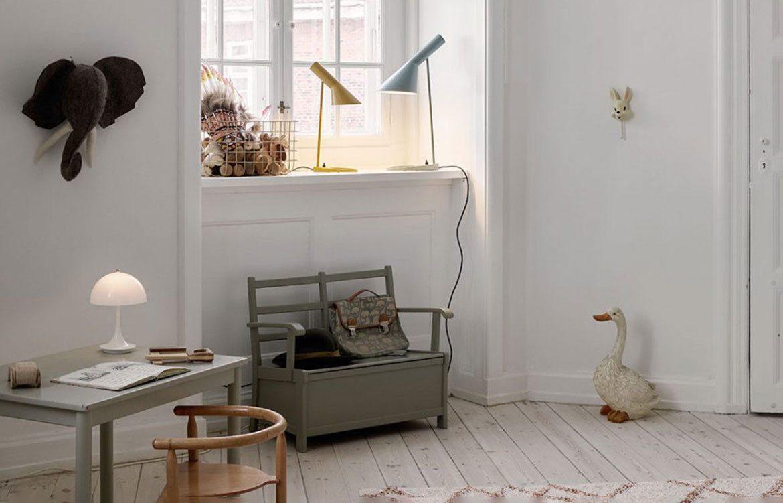 AJ Lamps Bedroom Interior