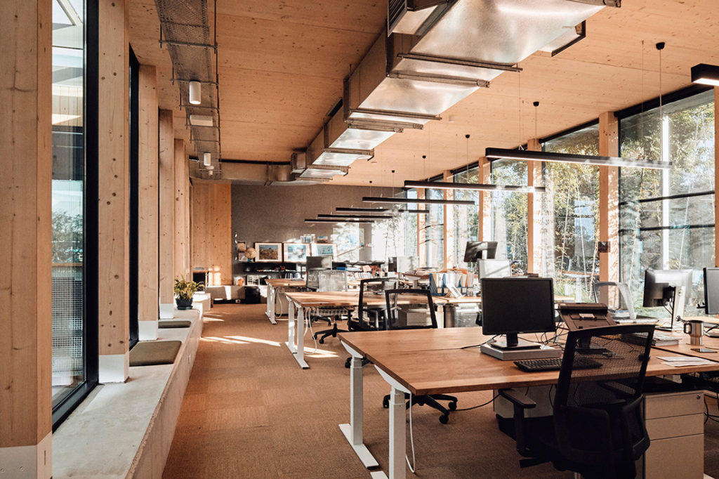 Albert Park Office & Depot by Archier cc Peter Bennetts featured in 3 key learnings for remote design teams on Indesignlive