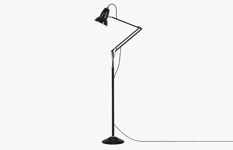 Angelpoise Lamp Black