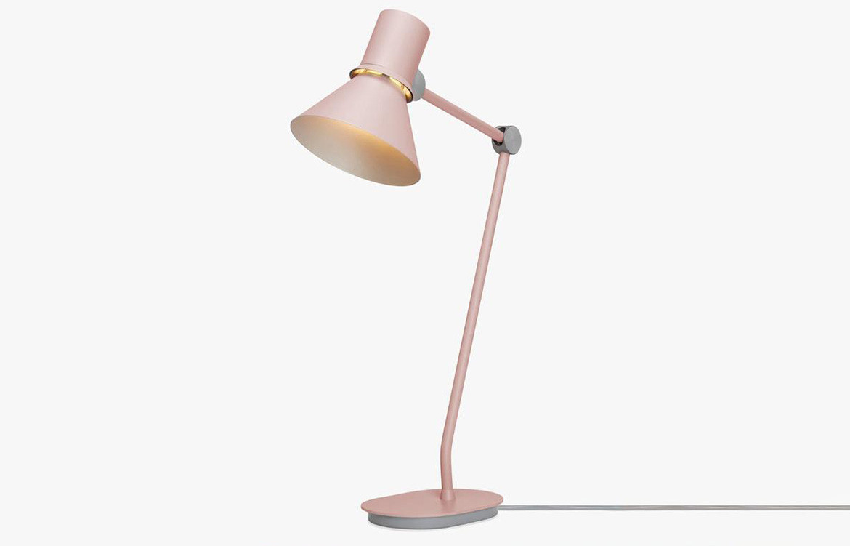 Angelpoise Lamp Pink