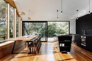 Apollo Bay Beach House by Dock4 Architects.