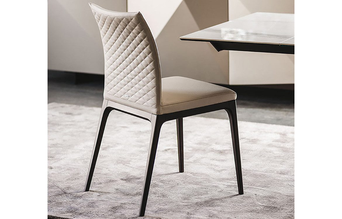 Arcadia Couture White Chair