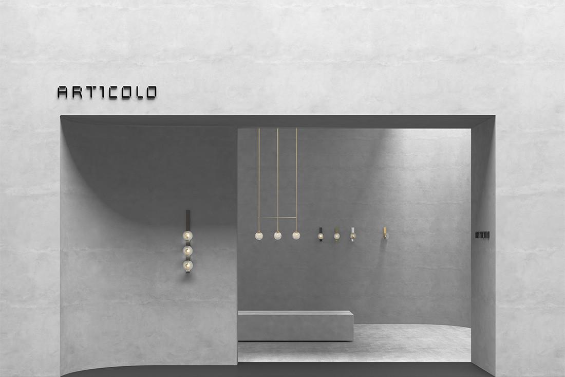 Aussie lighting designers showing in Milano