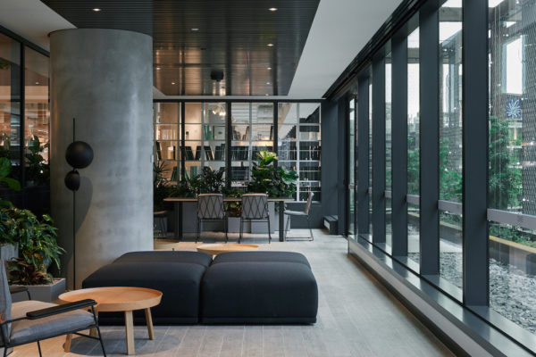 Arup Melbourne by HASSELL