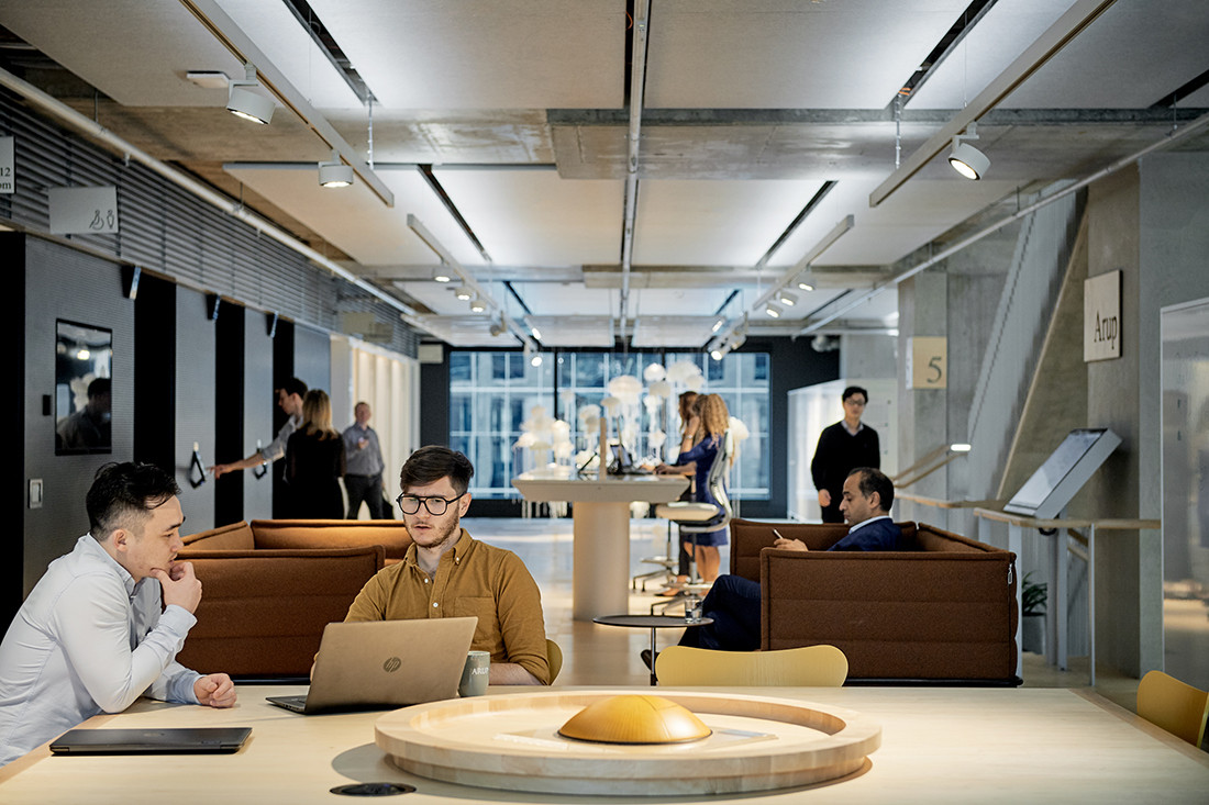 Shaping a better workplace: Arup by HASSELL | Architecture