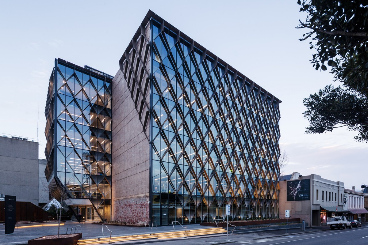 Barwon Water HQ by GHD Woodhead.