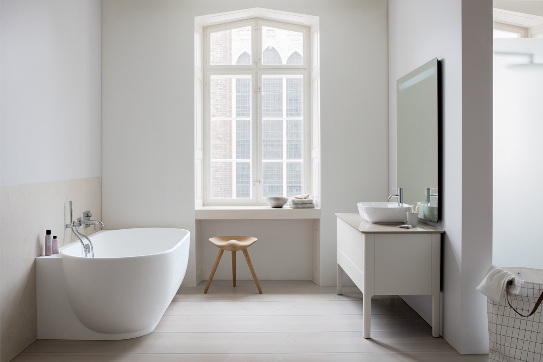 Fall In Love With Luv, From Duravit | Architecture & Design
