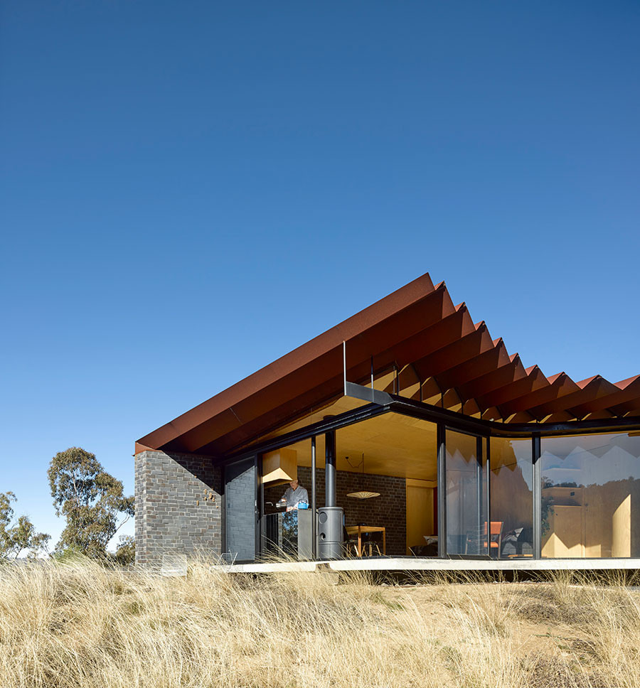 Bellbird Retreat by Steendijk. Photo by Christopher Frederick Jones.
