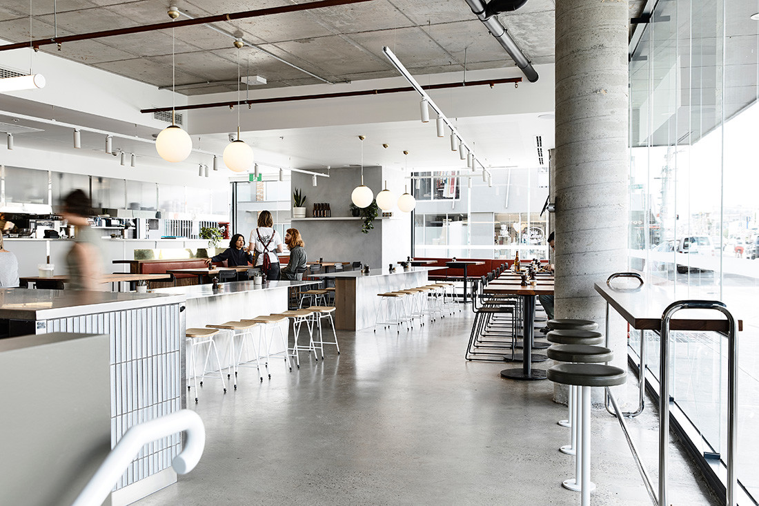 Industrial elegance and Italian heritage in Melbourne's east: Bicycle Thieves by Pierce Widera