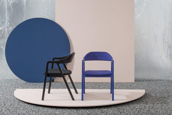 Billiani's Layer chair