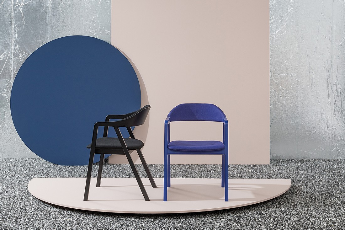 Finding freedom in simplicity – Billiani's Layer chair