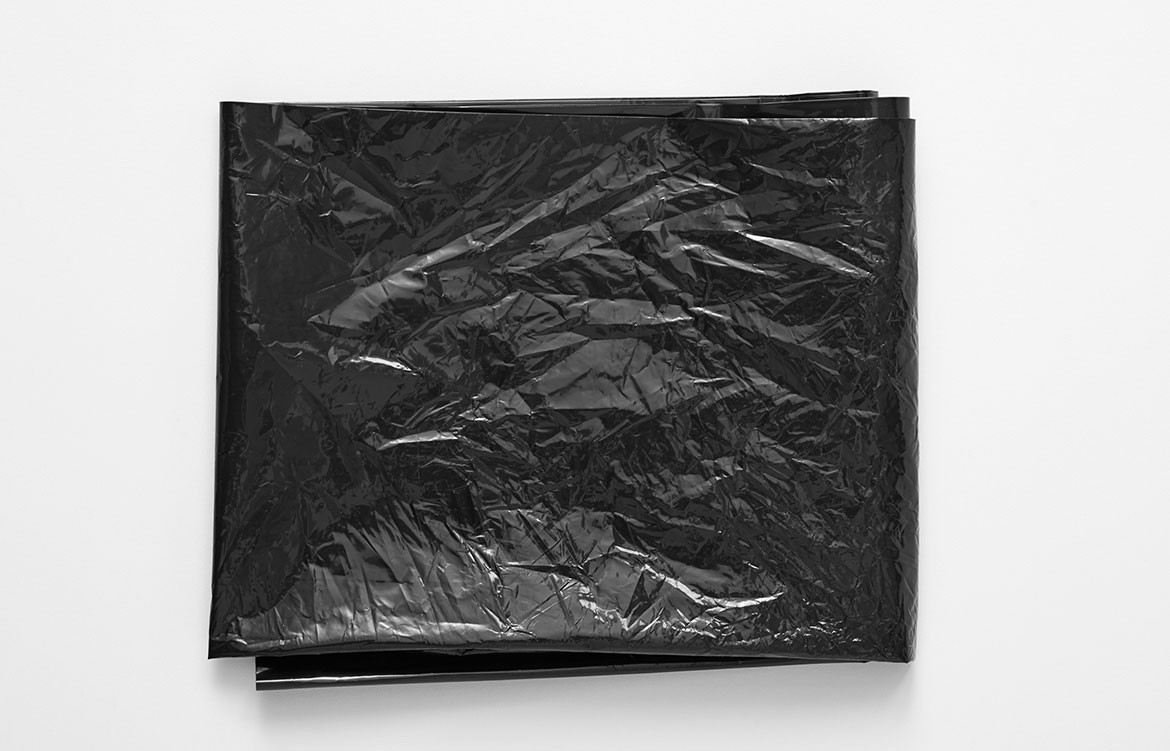 method black bin liner