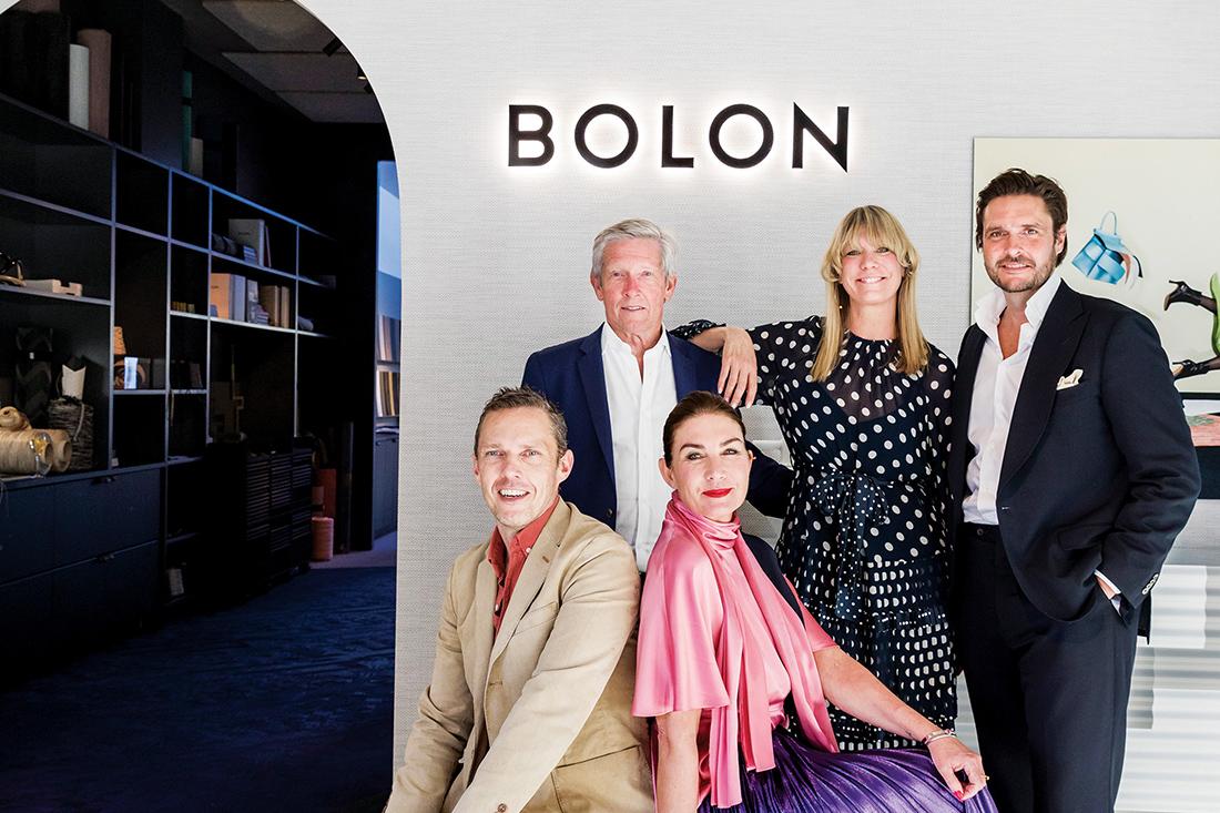 Bolon is a trailblazer in every sense of the word