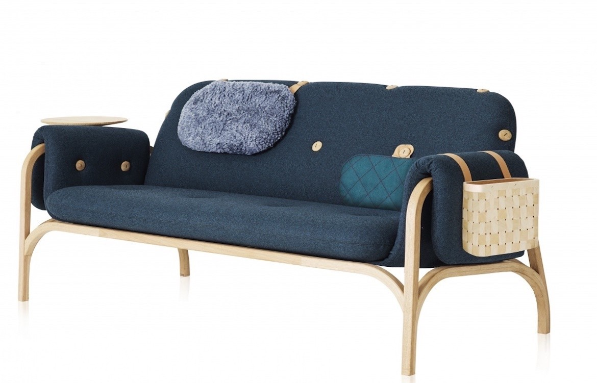 Button Sofa 2