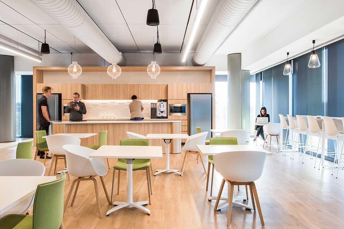 5 agile workspace designs we love