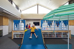 St Stephen's School Junior School upgrade by CODA (now COX Architecture)